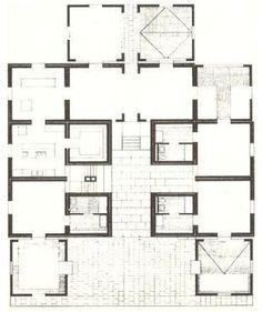 Louis Kahn, Fleisher House