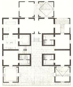 Louis Kahn, Fleisher House