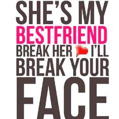 To my beat friend (: