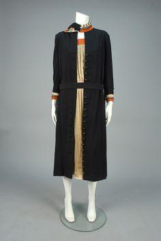 House Of Worth dress, circa 1924