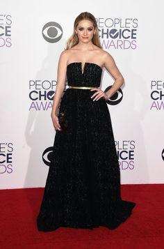 Pin for Later: Seht alle Stars aus Film und Fernsehen bei den People's Choice Awards Greer Grammer