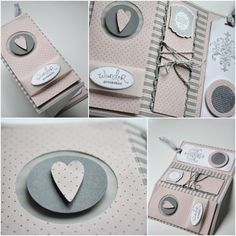 white grey home: Cards