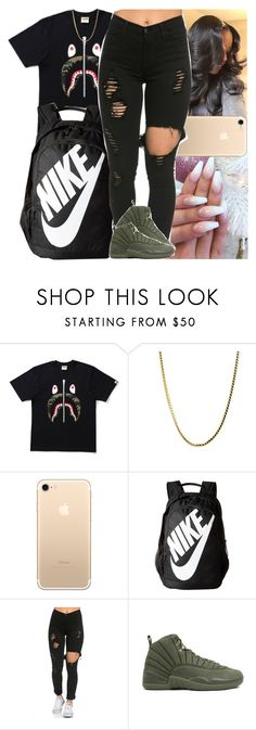 """Untitled #1095"" by msixo ❤ liked on Polyvore featuring NIKE"