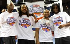 Your Conference USA Championship Seniors! #DunkinDogs #WeAreLATech
