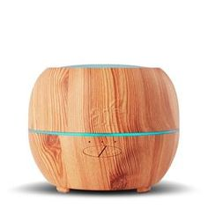 ArtNaturals Aromatherapy Essential Oil Diffuser – Fl Oz / Tank) – Ultrasonic Cool Mist Aroma Humidifier - Auto Shut-Off Whisper Quiet and 7 Color LED Lights – for Home, Office & Bedroom Ultrasonic Aromatherapy Diffuser, Essential Oil Diffuser Humidifier, Aromatherapy Oils, Aroma Diffuser, Essential Oil Bottles, 100 Pure Essential Oils, Amazon Beauty Products, Pure Products, Blonde Wood