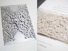 All Things Laser Cut – Laser Cut Invitations