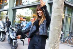 Honey Brown Hair Goes Ombré: The Trend Makes Its Way to the Street for more fashion and beauty advise check out The London Lifestylist http://www.thelondonlifestylist.com