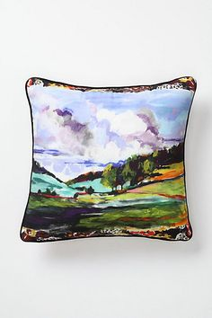 Bloomsbury pillow