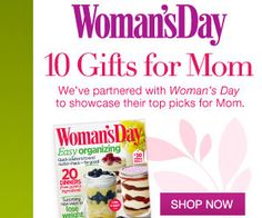 Capri's Coupons - Woman's Day Gift for Mom