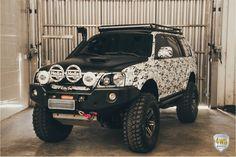 Pajero Sport, 4x4, Monster Trucks, Vehicles, Car, Vehicle, Tools