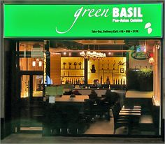 Green Basil - Queen and Hammersmith, Toronto. The Spicy Crispy Beef is the BEST!!
