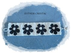Pocket full of posies by Esther Cristal - pattern by FDEkszer