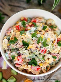 Helathy Food, Tortellini, Cooking Recipes, Healthy Recipes, Slow Food, Dinner Tonight, Food Inspiration, Salad Recipes, Food Porn