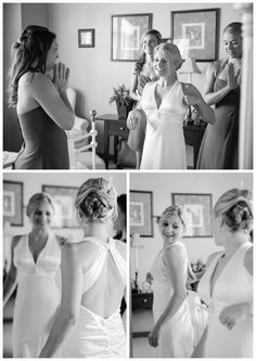 Santa Ynez California Small Vineyard and Private Farm Wedding Photography - Bride Getting Ready  Boutique Destination Wedding Photography by Paul & Jewel - International Lifestyle Photographers
