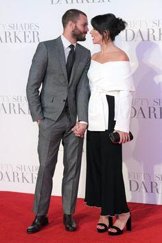 #jamie dornan #amelia warner #these two are so lovel