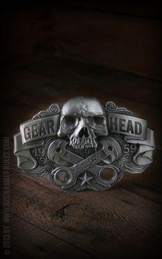 Rumble59 - Buckle Gear Head - Big Size