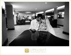 INTERCONTINENTAL HOTEL TAMPA, Florida, bride, groom, white tuxedo, white dress, wedding dress, veil, modern wedding, wedding photography, Limelight Photography, www.stepintothelimelight.com