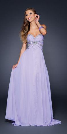 Lara Design 42052 Flowing Evening Dress