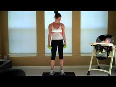 Get toned sexy arms with this 5 minute circuit!