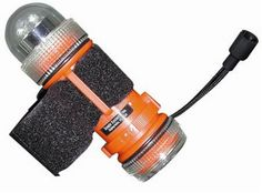 Underwater Strobe/Flashlight - bought one of these for my BC shoulder strap. Great task light if you're doing a lot of night dives and you need both hands free. Only used the strobe once (safety reasons) on the surface - but that's a story for another time! ;-)