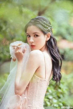 My Princess, Little Princess, China Girl, Chinese Actress, Celebs, Celebrities, Actors & Actresses, Flower Girl Dresses, Handsome