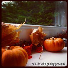 #decorations #pumpkins #leaves #halloween