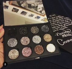 """sweetsugarandspices: """"Crushed Diamonds Sin City Palette """""""