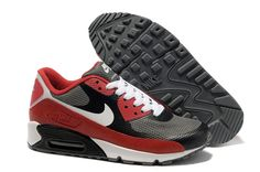 new styles 3f1aa c48ee Nike Air Max 90 Hyperfuse Black Red White 333888 778 Ropa Deportiva,  Deportes, Calzado
