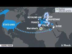 Comprendre la situation en Syrie en 5 minutes_Le monde