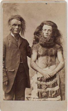 sisterwolf:  Odd couple