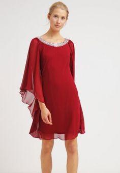 Robes de soirée Mascara Robe de soirée - wine bordeaux: 160,00 € chez Zalando (au 17/03/16). Livraison et retours gratuits et service client gratuit au 0800 740 3570800 740 357 FREE.