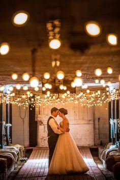Catskill Mountains Barn Wedding - Rustic Wedding Chic
