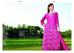 Shaista Winter Collection 2012-2013 For Women