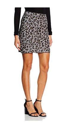 Falda Animal Print #Amazonmoda #Modamujer #Moda2017/2018 #Falda #Outfit #fashion #Shopping #Print