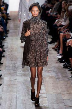 New York Fashion Week February 2014  Michael Kors Collection