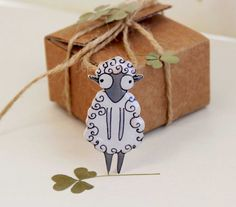 Symbol of 2015 year Free shipping Lamb brooch pin Animal brooch animal jewelry Lamb jewelry Cute Lamb ,clay lamb (0061)    ~~ OUR NEW STORE WITH