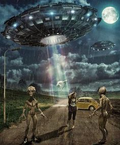 Cases of Alien Abduction and UFOs