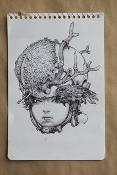 Hot Pot Girls Illustrations by Katsuya Terada, @ Giant Robot (Oct 19-Nov 6, 2013)