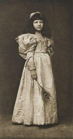 A little princes, Craig Annan, 1895