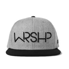 99ff9ba88f5e2c WRSHP - Heather Grey Snapback
