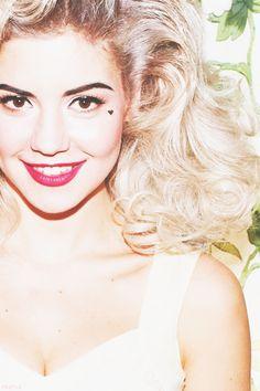 marina-del-cyrus: Marina, Miley Lana blog