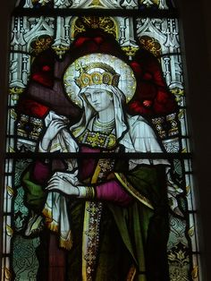 St. Margaret of Hungary Icon | St Margaret of Hungary (?), Alcester