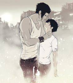 Apocalypse by Z-Pico on DeviantArt Aiden and Vincent