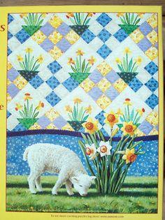 Rebecca Barker...Daffodils...500pc...