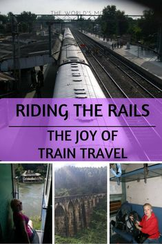 Travelling by train can be a seriously rewarding way to see the world. Here are some of my favourite journeys.