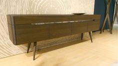 Credenza, Buffet, Cabinet, Retro, Storage, Furniture, Design, Home Decor, Dresser