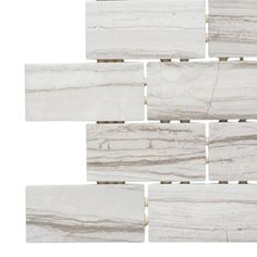 MARAZZI VitaElegante Grigio 12 in. x 12 in. x 6 mm Ceramic Brick-Joint Mosaic Tile-ULRT24BWHD1P2 - The Home Depot