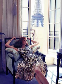 """""""The Age of Opulence"""" : Alexina Graham : Marie Claire Australia October 2012. Rent luxury dresses on www.drexcode.com"""