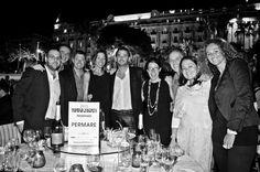 Cena di Gala con parata dell'Amercento nel 2013 citazione speciale di Michel Karsenty al cantiere Amer