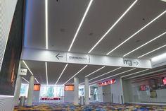 MODULO A LED LINEARE DA INCASSO NEW PROFILE SYSTEM | MODULO A LED DA INCASSO | PANZERI
